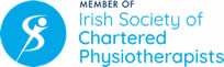Member of Irish Society of Physiotherapists